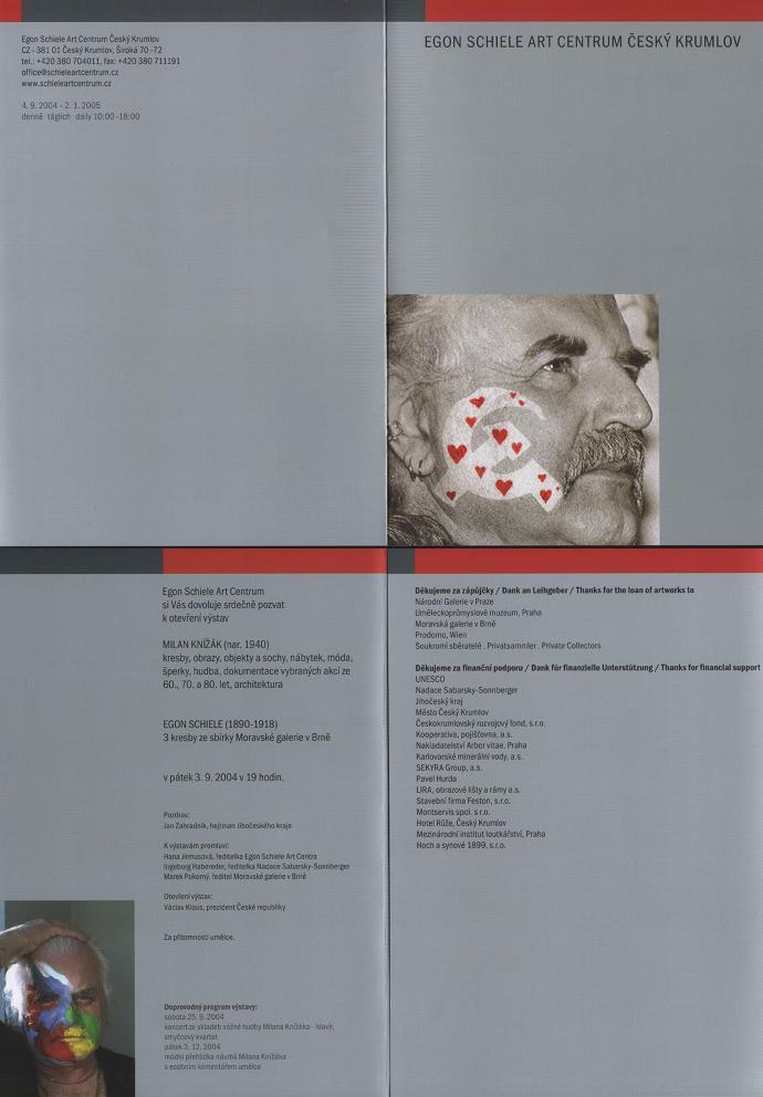 Milan Knížák - průřez tvorbou