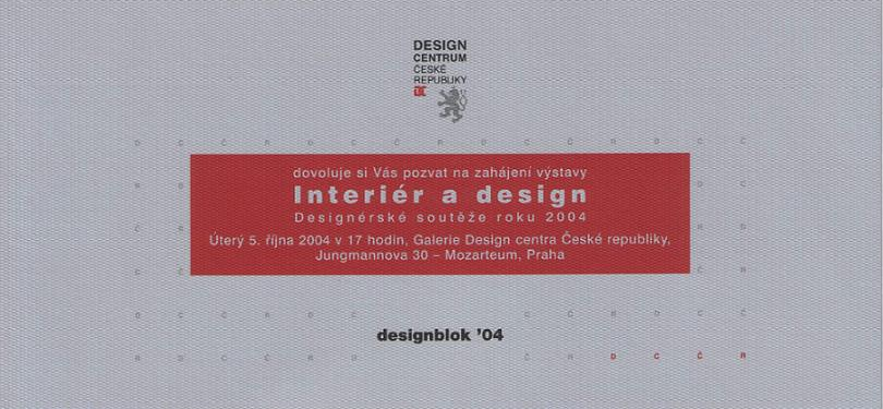 Interiér a design