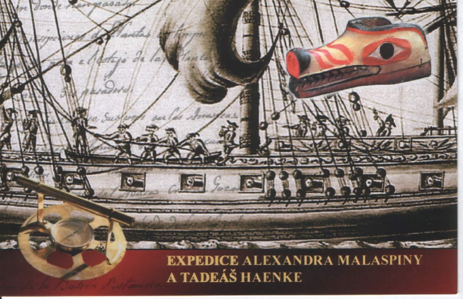 Expedice Alexandra Malaspiny