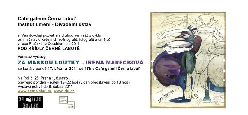 Výstava Ireny Marečkové