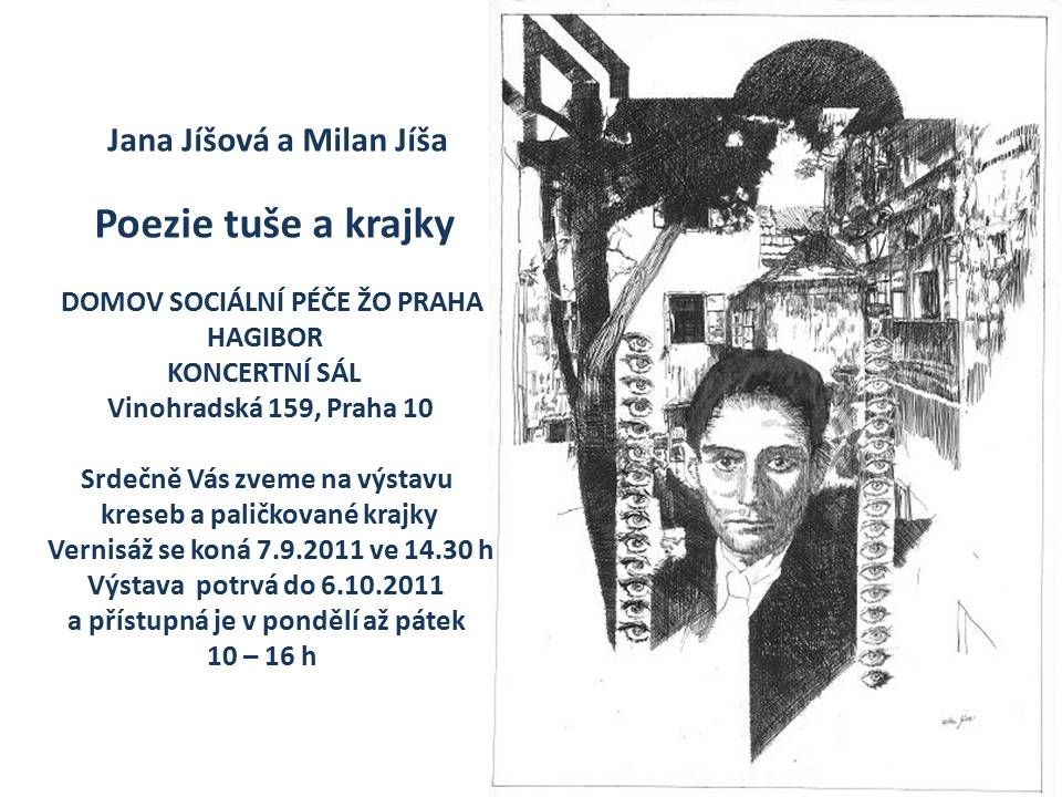 Jana a Milan Jíšovi - výstava