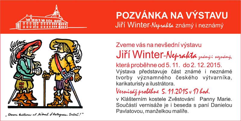 Jiří Winter - Neprakta: známý i neznámý