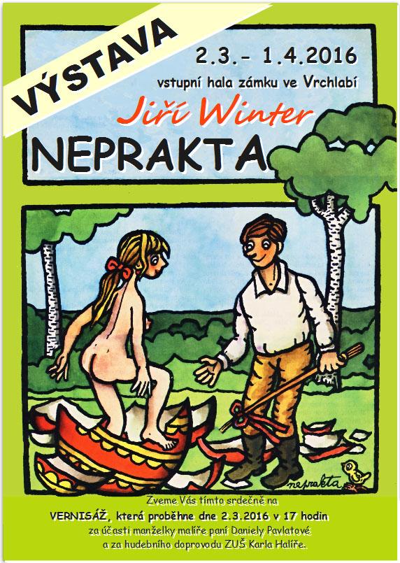 Jiří Winter - Neprakta