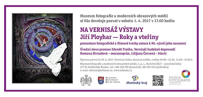 Jiří Ployhar - Roky a vteřiny
