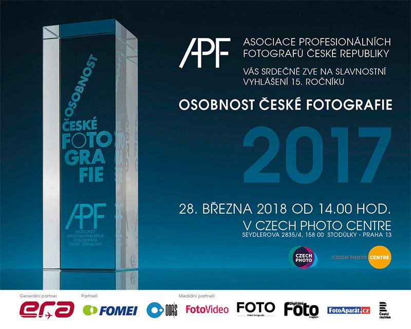 Osobnost české fotografie
