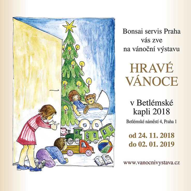 Hravé Vánoce v Betlémské kapli
