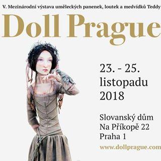 Mezinárodní výstava uměleckých panenek a loutek Doll Prague